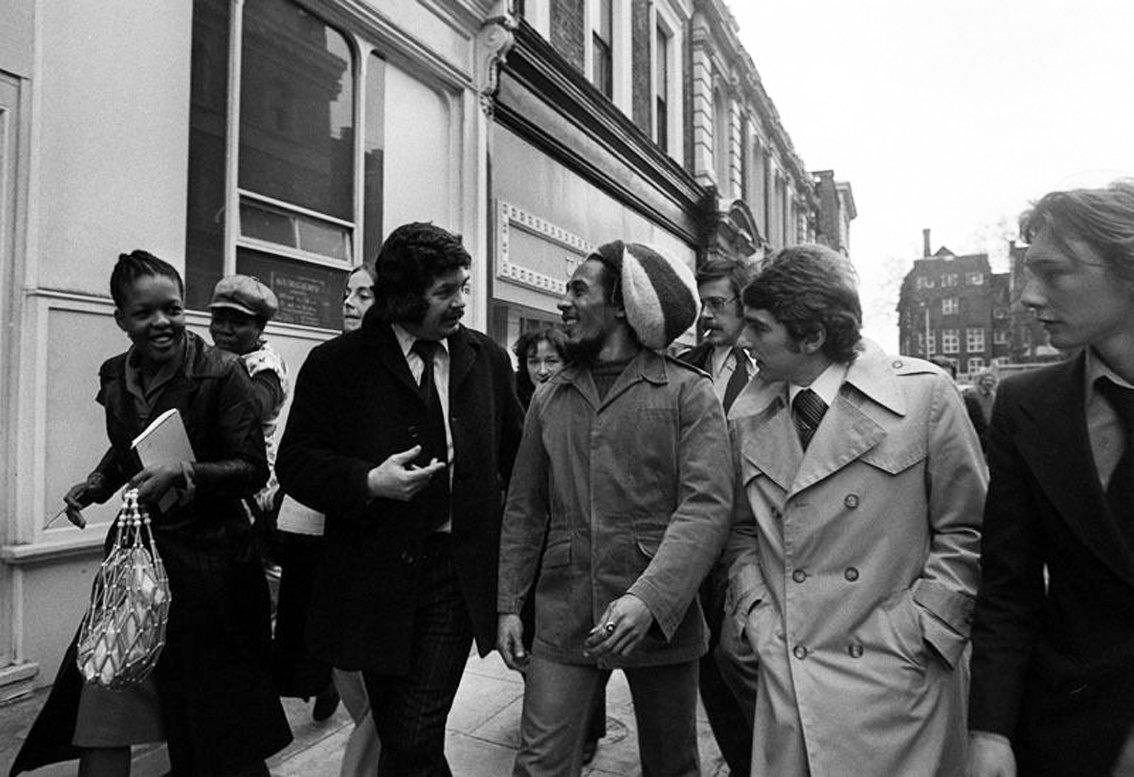 Tagged: 1977, Bob marley, bob marley and the wailers, Dub, exodus, exodus tour, germany, Heidelberg, Jamaica, ...