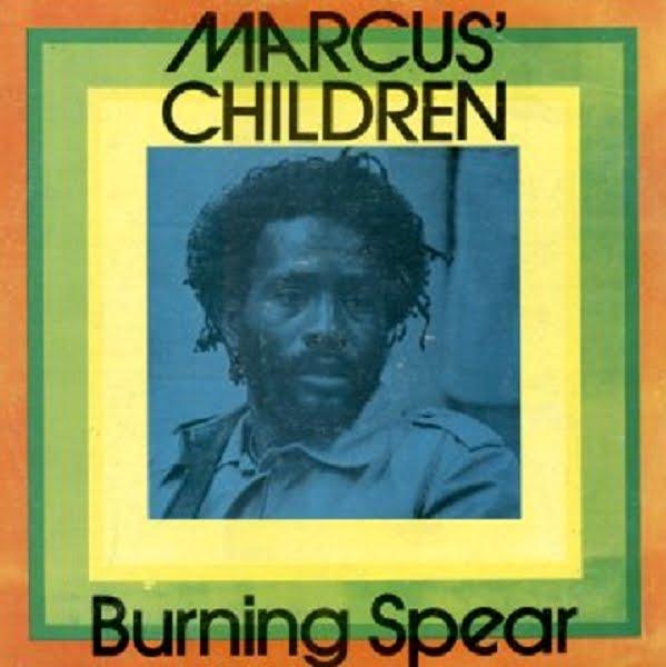Burning Spear Man Hills