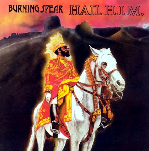 Burning Spear     The ...