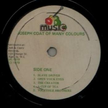 Dennis Brown Josephs Coat Of Many Colours