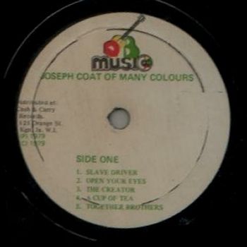 Dennis Brown Coat Of Many Colours